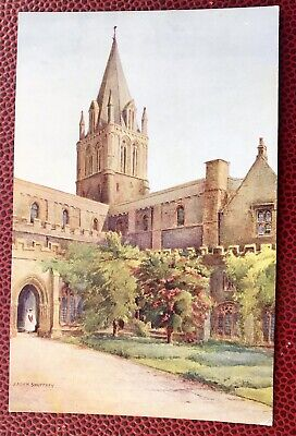 The Cathedral Christ College Oxford Oxfordshire Post Card  • 2.60£