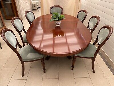 AU1500 • Buy 9 Piece Dining Room Suite With Extending Table