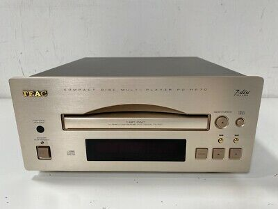 AU330 • Buy High End TEAC 'Reference Series' 7 Disc CD Player - PD-H570