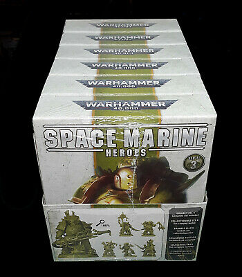 Space Marines Heroes Series 3 - Death Guard Single Models - Warhammer 40k • 14£