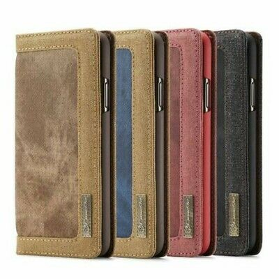 $ CDN18.48 • Buy Sony Xperia XZ2 & Compact Jeans Case Bag Cover Leather Synthetic