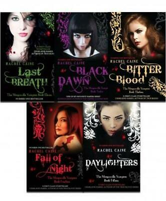£13.53 • Buy Morganville Vampires Series 3 By Rachel Caine 5 Books Collection Set PB NEW