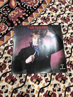 The Damned Love Song UK 7  1979 Red Vinyl PUNK Scabies Sleeve Variant • 32£