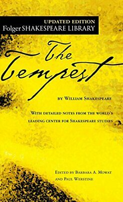 The Tempest, Paperback,  By William Shakespeare • 6.75£