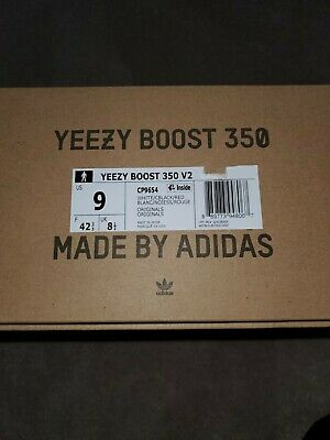 $ CDN458.50 • Buy New In Box Yeezy Boost 350 V2 - Zebra - Size 9