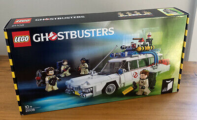 AU180 • Buy LEGO 21108: Ideas Ghostbusters Ecto-1 - BRAND NEW/ SEALED/ RETIRED/MINT!