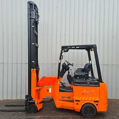 Bendi Be420 Used Articulated Forklift (#3212) • 14,340£