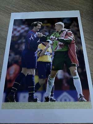 Peter Schmeichel Signed Photo • 30£