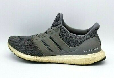 $ CDN67.44 • Buy Adidas Mens Ultra Boost 4.0 Athletic Running Gray Shoes' F36156 Size 12