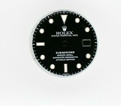 $ CDN882.77 • Buy Rolex Submariner 116610ln Black With White Nipple Markers Dial