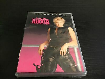 La Femme Nikita - The Complete Fifth Season (DVD, 2010, 3-Disc Set) • 9.99£