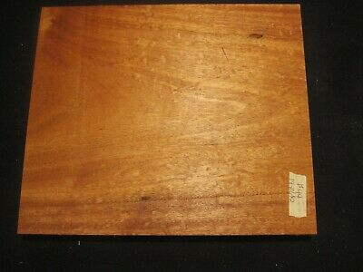 $79.99 • Buy Guitar Body Blank, ONE PIECE OF SOLID MAHOGANY!!!   #44