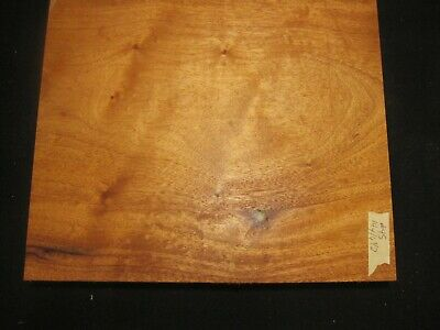 $79.99 • Buy Guitar Body Blank, ONE PIECE OF SOLID MAHOGANY!!!   #45