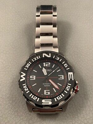 $ CDN381.51 • Buy Seiko Superior Compass Bezel Automatic Field Monster # SRP445