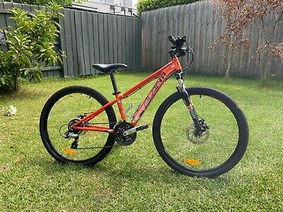 AU122.50 • Buy Avanti Mountain Bike.  Good Condition With Front Suspension & Shimano Components