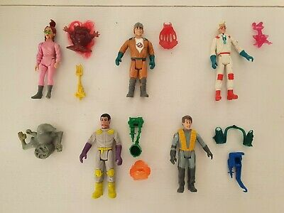 AU70 • Buy The Real Ghostbusters Fright Features Action Figures Vintage Ghost Busters 1987