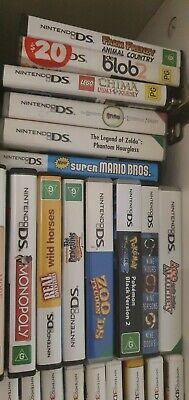 AU32 • Buy Nintendo Ds Games Pick From List $2 Postage On All!!!!