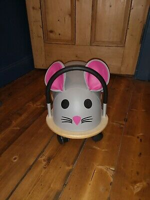 Wheelybug Ride On Toddler Toy Mouse Large • 40£