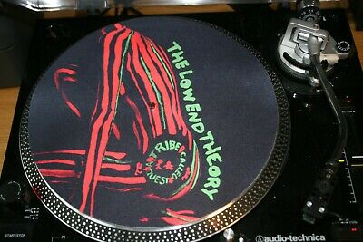 12   Vinyl Record Slipmat  A Tribe Called Quest Hip Hop  Rap 12  • 7.99£