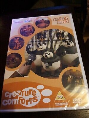 Creature Comforts Series 2 Part 2 DVD New And Sealed • 4.49£