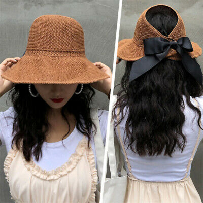 Women Water Sprinkling Festival Foldable Sun Hat Casual UV Protection Exquisite • 8.20£
