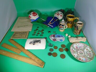 Job Lot Of Vintage Curios And Oddities • 4.99£