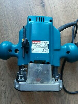 Makita 3620 Router 240v In Great Working Order, Used, As Photos • 85£