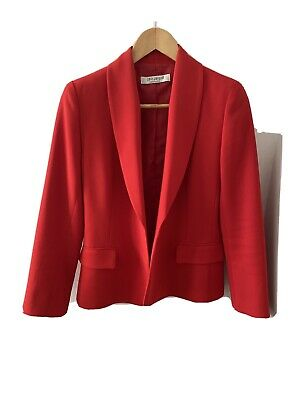 AU400 • Buy Carla Zampatti | Red Blazer | 6