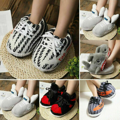 £12 • Buy Cartoon Cotton Shoes One Size Unisex Winter Warm Home Slippers SNUG Sneakers