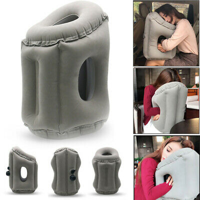 AU8.99 • Buy New Inflatable Air Travel Pillow Cushion Neck Flight Comfortable Support Nap AU