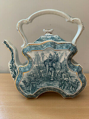 Vintage Royal Doulton Indian Elephant Design Teapot • 4.99£