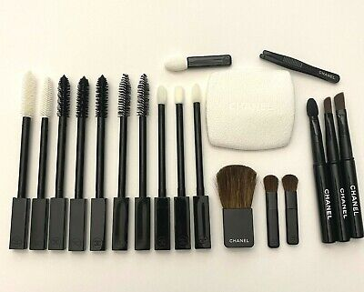 CHANEL Face Makeup Brushes SET X 19 Items VIP GIFT SET • 23.47£
