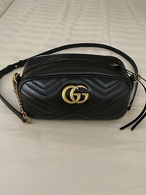 AU1750 • Buy Gucci GG Marmont Matelassé Mini Bag