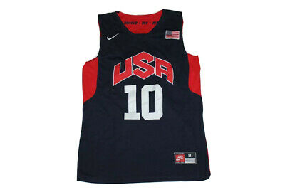 £15 • Buy USA National Team Basketball Jersey NBA #10 Bryant By Nike Size S,M,L,XL NLV