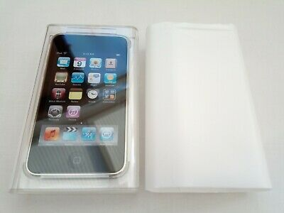 COLLECTORS ITEM Factory Sealed Apple IPod Touch 8GB 2nd Generation (MC086LL/A) • 149.50£