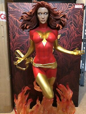 Sideshow Collectibles Dark Phoenix Exclusive Premium Format 1:4 Scale Statue • 495£