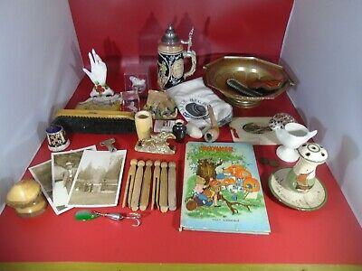 Job Lot Of Vintage Curios And Oddities • 8.99£