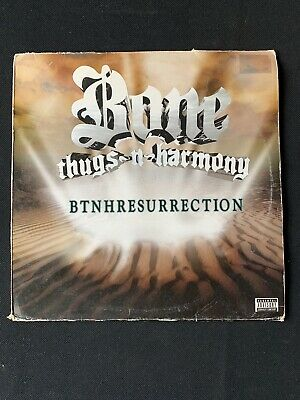BONE THUGS N HARMONY -  BTNHRESURRECTION. DBL VINYL LP. HIP HOP RAP. Original. • 15£