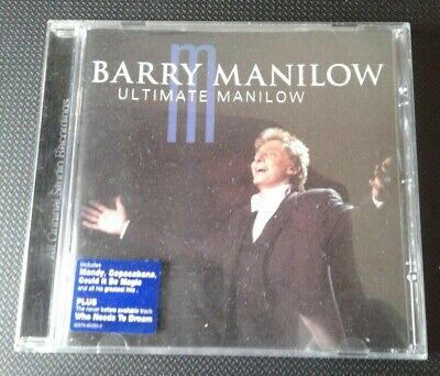 Barry Manilow - Ultimate (2004) • 1.50£