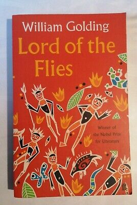 Lord Of The Flies By William Golding Paperback, 1997. Pre Owned But In Good Cond • 1.30£