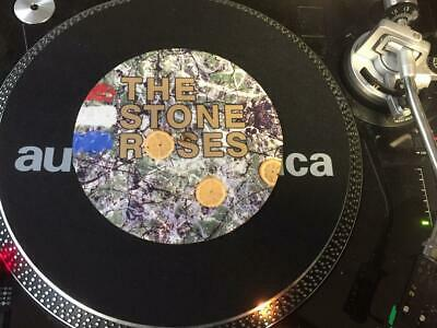 AU10.61 • Buy 7    Vinyl Record Slipmat  The Stone Roses  Ian Brown