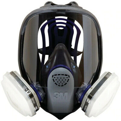 $ CDN253.84 • Buy 3M, 7 IN 1, FF-403 Full Face Reusable Respirator For Spraying & Painting, LARGE