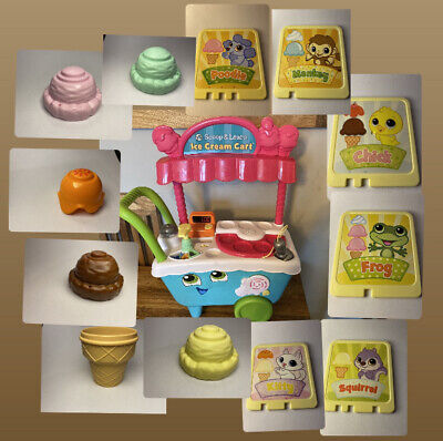 Leap Frog Scoop And Learn Ice Cream Cart Spare Parts • 6.99£