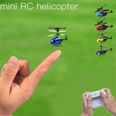 £12.89 • Buy Mini Nano Remote Control RC Helicopter Gift Toys For Kids Micro Drone Gift 2CH