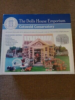 The Dolls House Emporium Cotswold Conservatory • 39£
