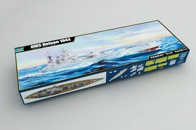 £253.99 • Buy Trumpeter 03708 1:200th Scale H.M.S Nelson 1944