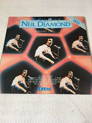 Neil Diamond - THE VERY BEST OF VOLUME 2 - LP Vinyl Record • 2.90£