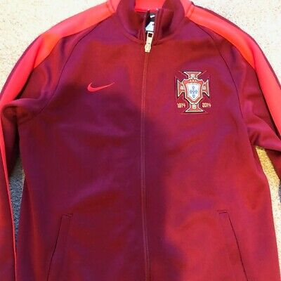 NIKE Portugal Football Training Top Mens SMALL • 1.20£