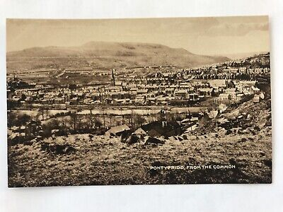 £7.25 • Buy Pontypridd From The Common. Glossy Postcard.