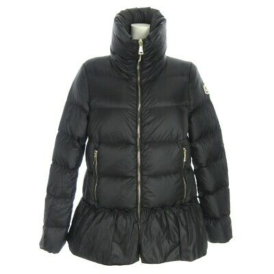 AU1300.33 • Buy Auth MONCLER ANET Black Womens Down Jacket # 0